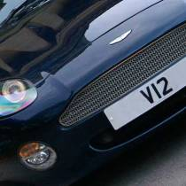 Aston Martin Car Hire: DB7 Vantage Volante