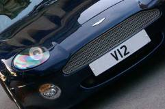 Aston Martin Car Hire: DB7 Vantage Volante