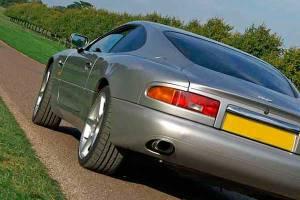 Aston Martin Hire Sheffield