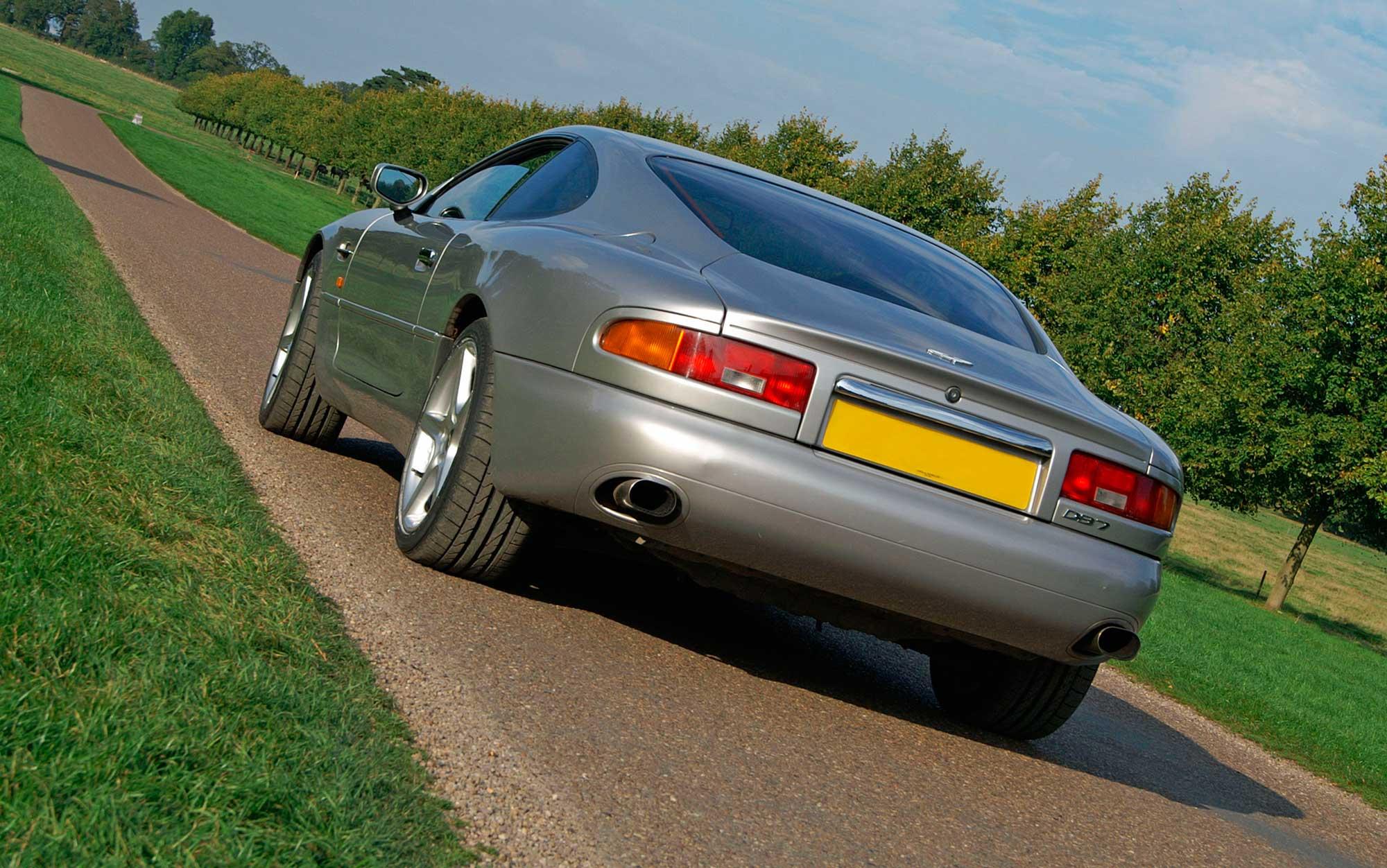Aston Martin Hire North Yorkshire