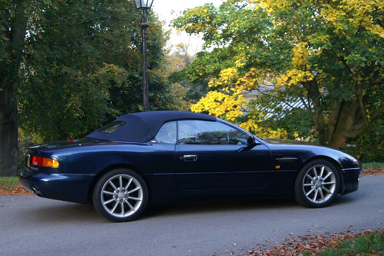 Aston Martin Car Hire